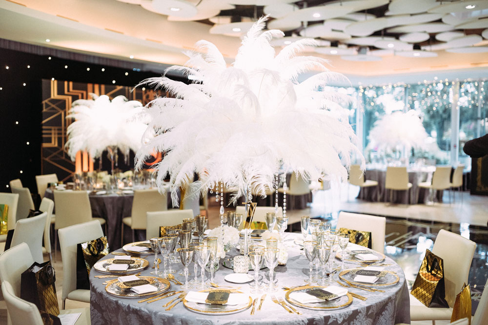 Dinner and dance concepts and themes Singapore 4