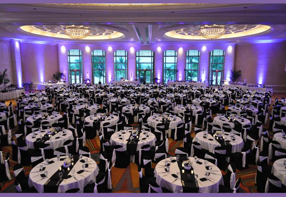 Dinner and dance concepts and themes Singapore 15