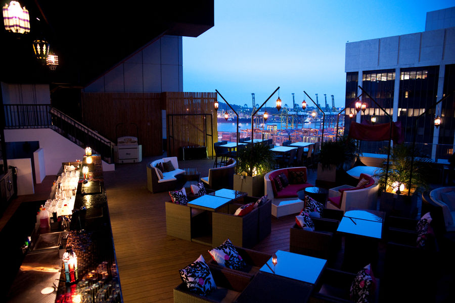 Fabrika Klapsons dinner and dance venues Singapore 2