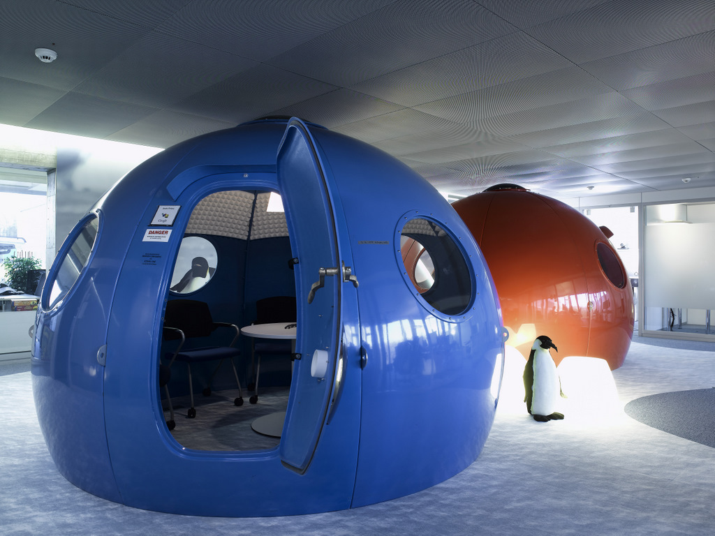 google zurich meeting room