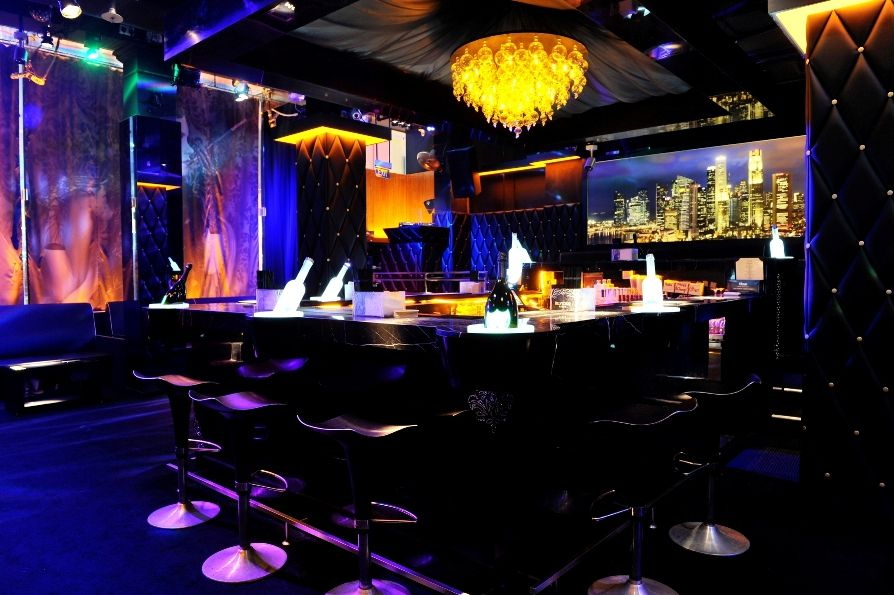 Le Noir dinner and dance venues Singapore 1