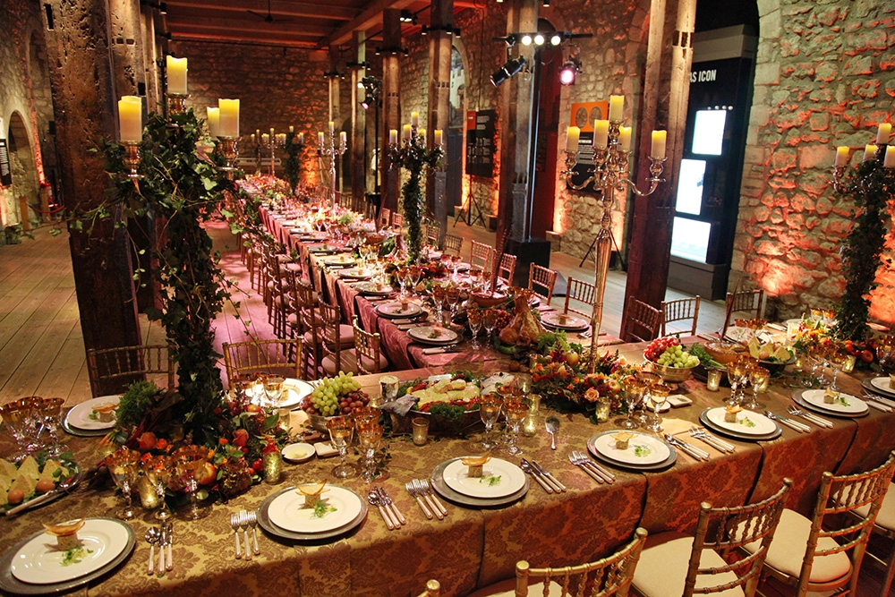 Dinner and dance concepts and themes Singapore 7