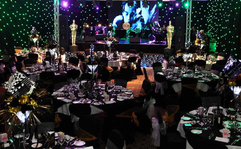 Dinner and dance concepts and themes Singapore 11