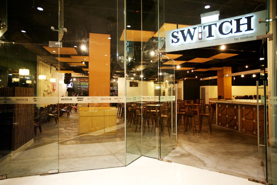 Switch Timbre dinner and dance venues Singapore 1