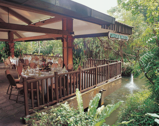 Singapore Zoo Pavilion by the lake outdoor venues in Singapore 2