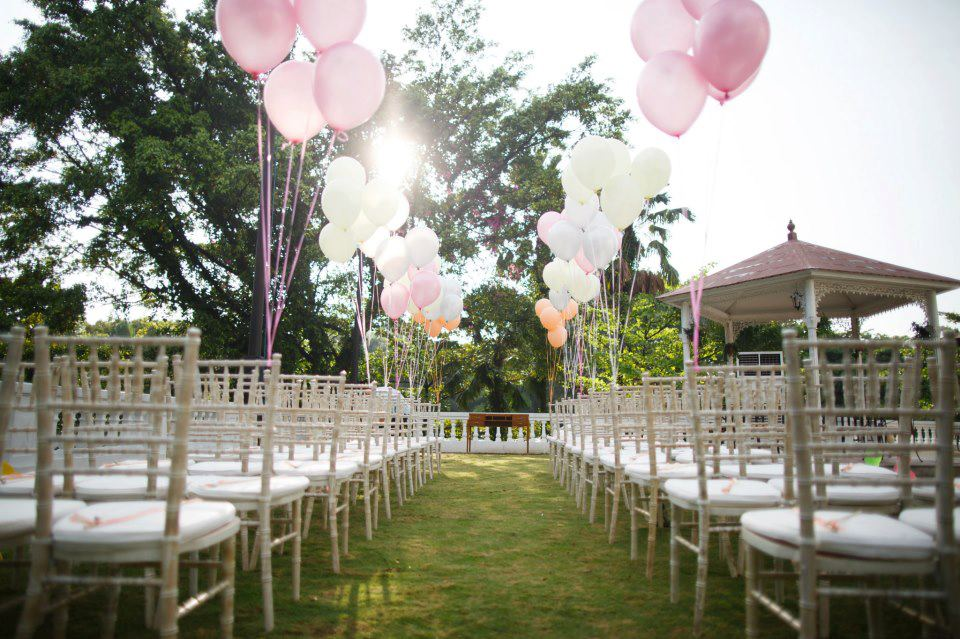Alkaff Mansion Wedding Venue Singapore