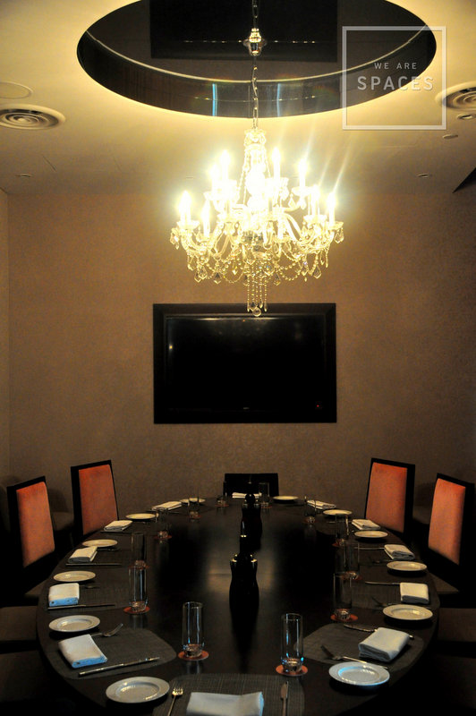 Zafferano meeting room