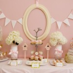 Baby Shower ('Man Yue') Party Ideas