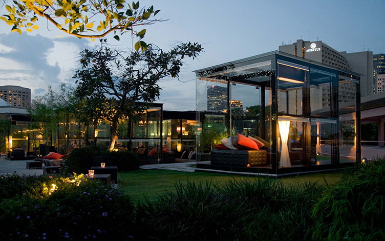 Orgo Bar Restaurant outdoor venues in Singapore 2