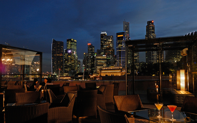 Orgo Bar Restaurant outdoor venues in Singapore 1