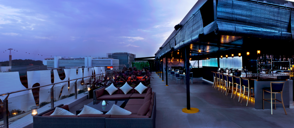 Propeller Bay Hotel outdoor venues in Singapore 1
