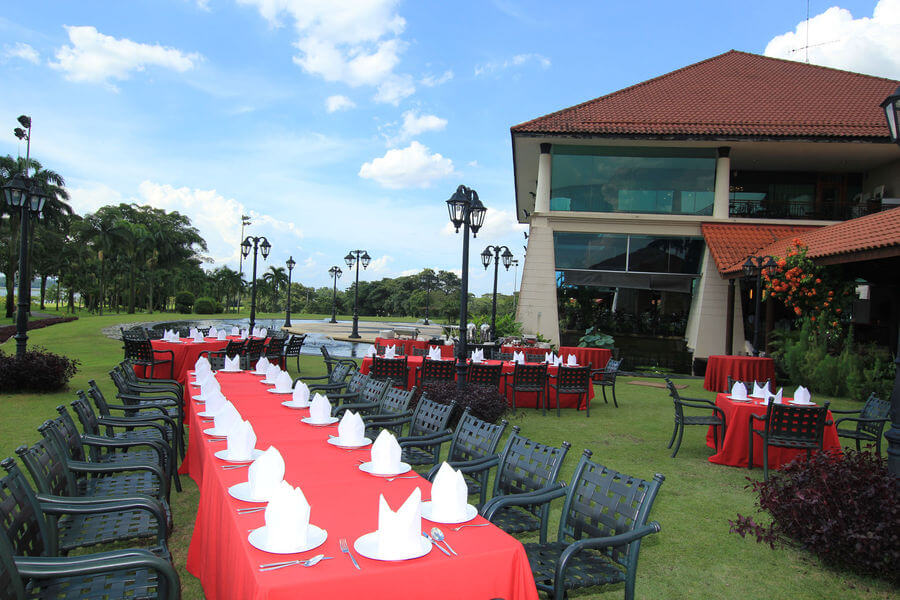 Tavern Seletar Country Club outdoor venues in Singapore 2