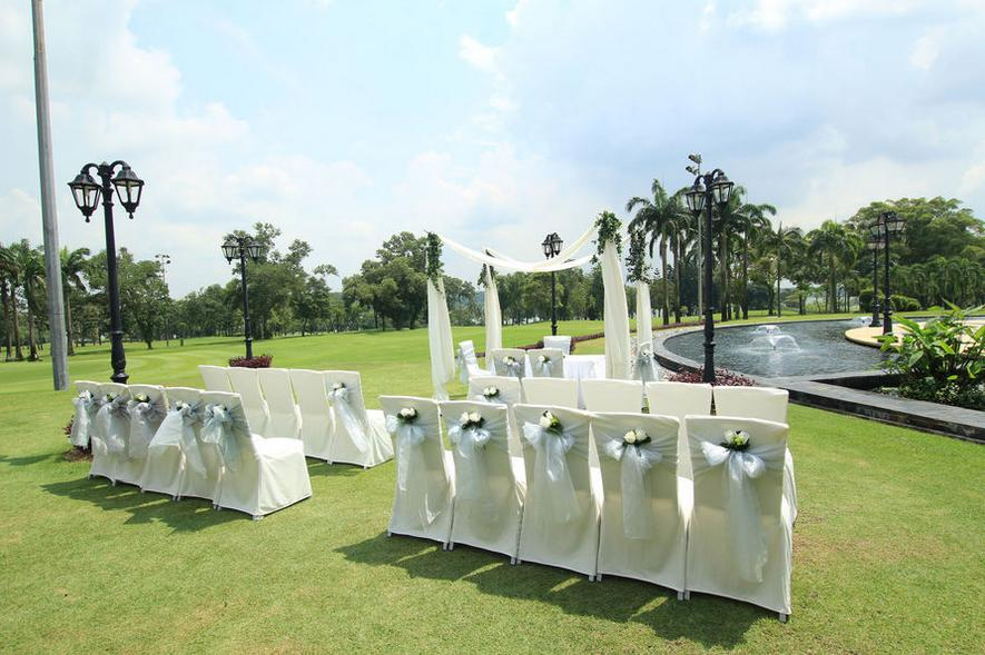 Tavern Seletar Country Club outdoor venues in Singapore 1