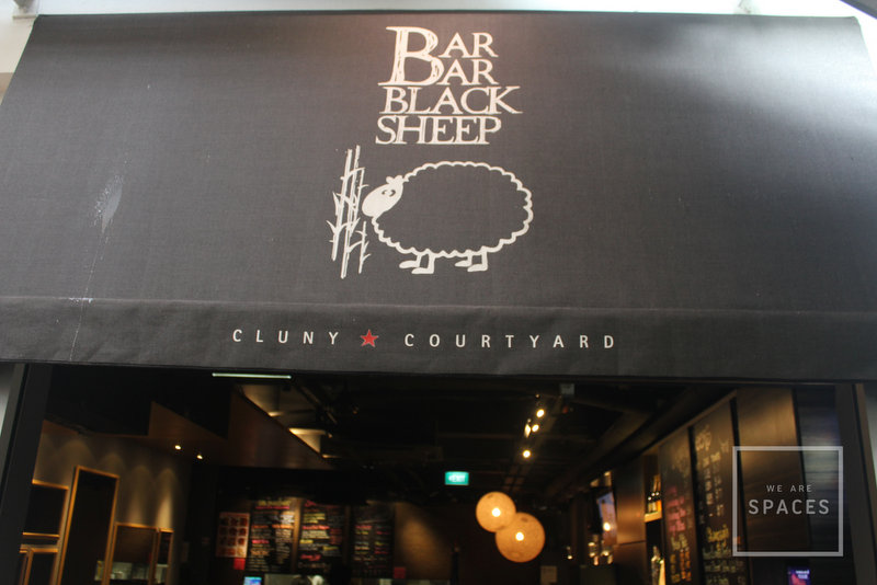 bar bar black sheep cluny courtyard