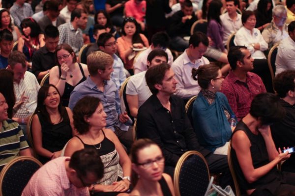 Photo Credit: Pecha Kucha Singapore