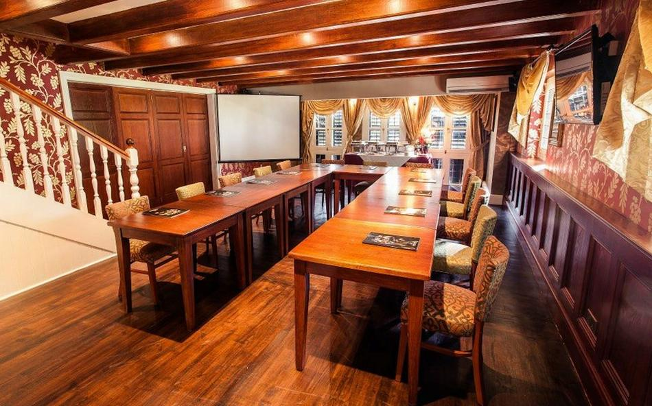 The Penny Black birthday party venue in Singapore