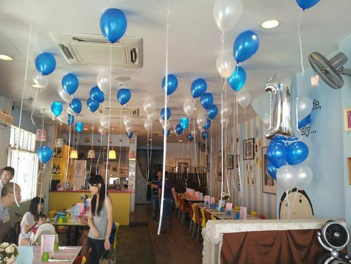 Pinch of Salt birthday party venue in Singapore 1