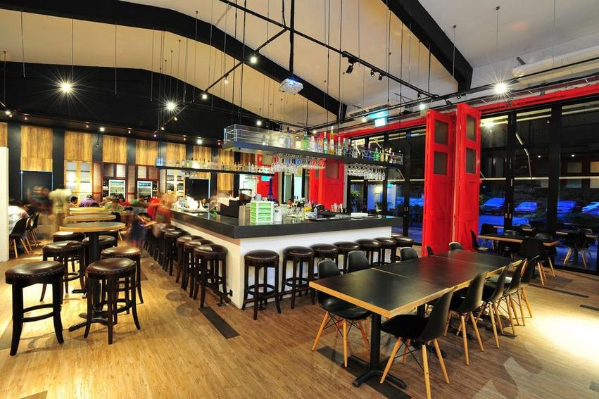 Spruce birthday party venue in Singapore 1
