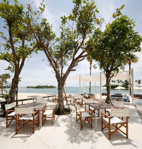 Tanjong Beach Club birthday party venue in Singapore 2