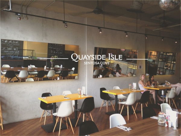 quayside fish bar & bistro review