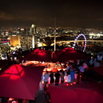 Top 5 Places to Party With A View in Singapore