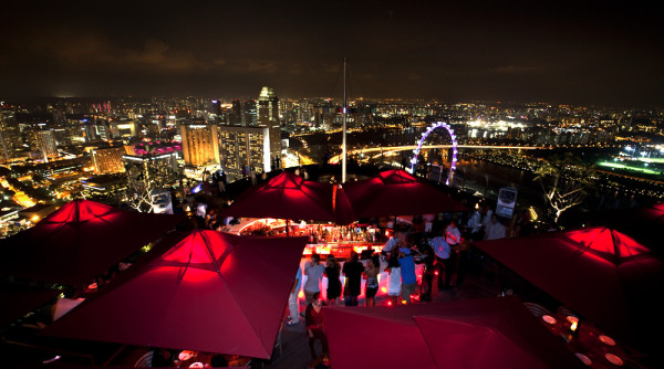 rooftop party singapore