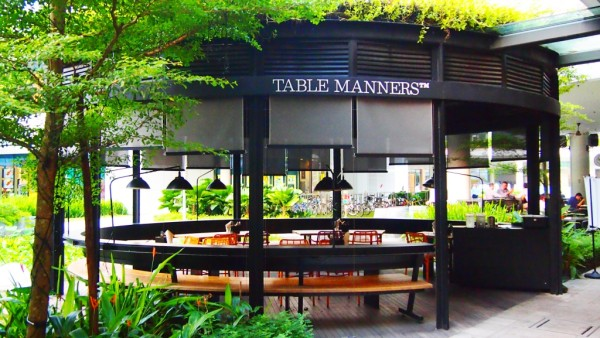table manners singapore lunch gathering