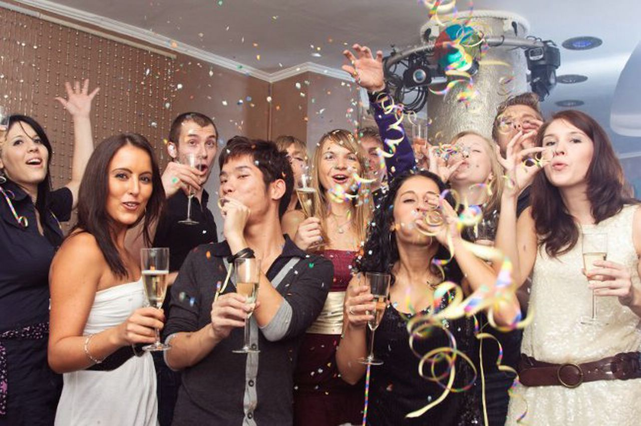 5 Great Ideas For Your Company Christmas Party | We Are Spaces ...