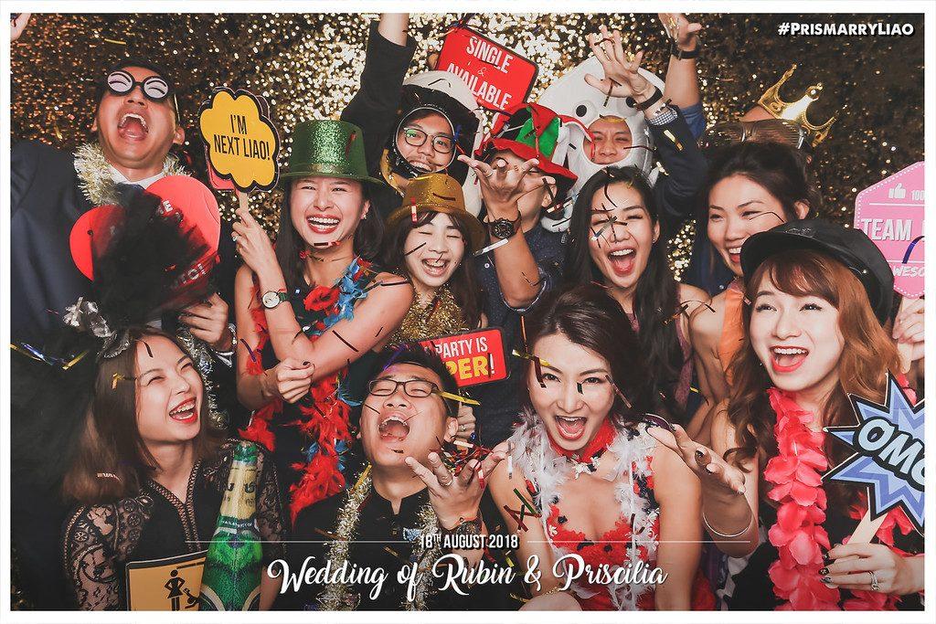 Photo Booth Singapore - Srsly Photobooth