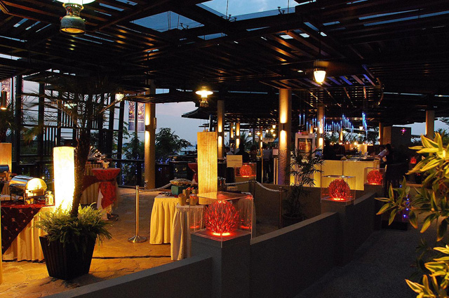 Sentosa Island corporate retreat venues Singapore 2 - Ulu Ulu Restaurant