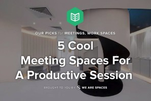 5 Cool Meeting Spaces For A Productive Session
