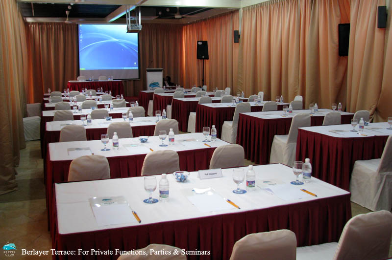 Keppel Club corporate retreat venues Singapore 3 - Berlayer Terrace