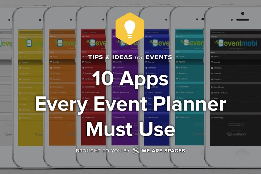 10 Apps Every Event Planner Must Use