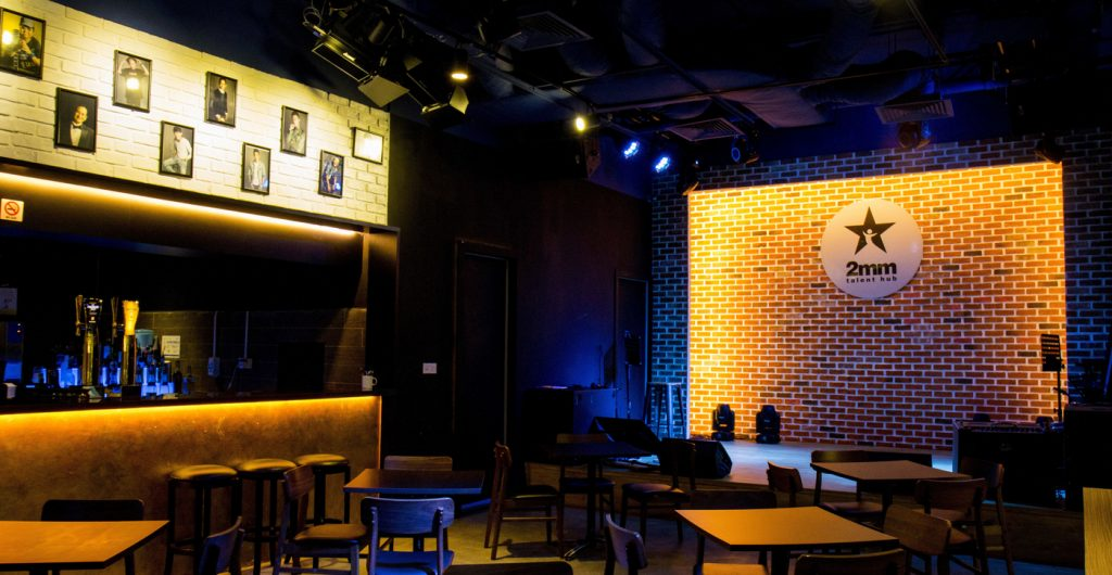 2mm Talent Hub dinner and dance venues Singapore 2