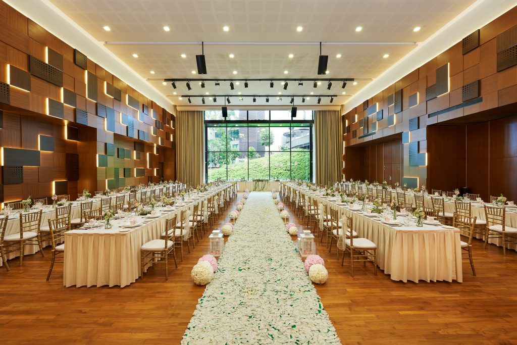 Changi Cove dinner and dance venues Singapore 1