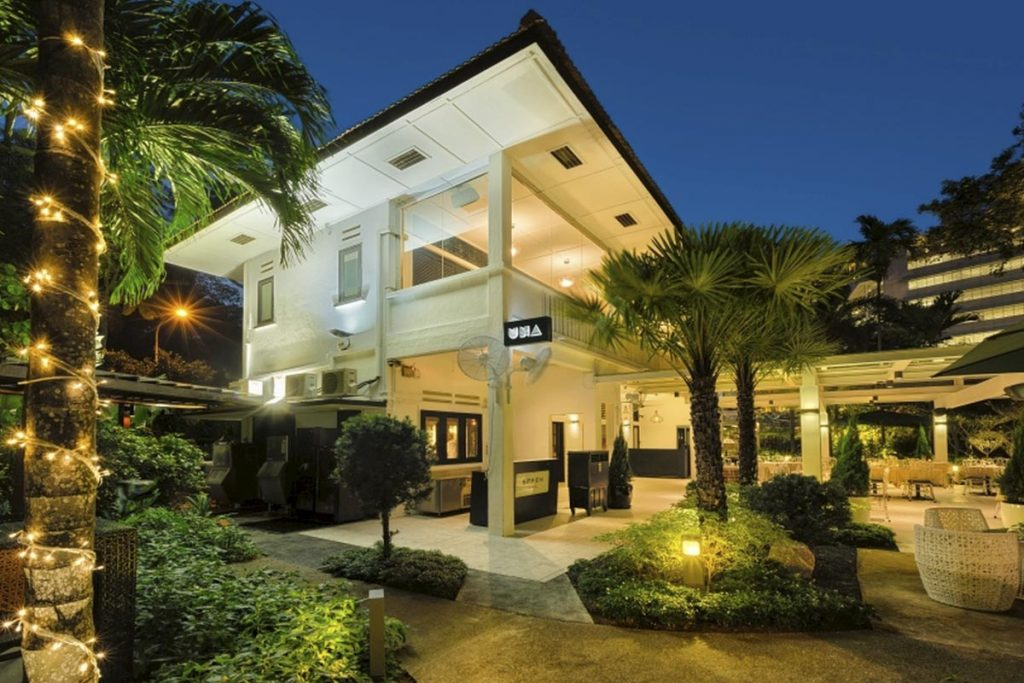 One Rochester dinner and dance venues Singapore 1