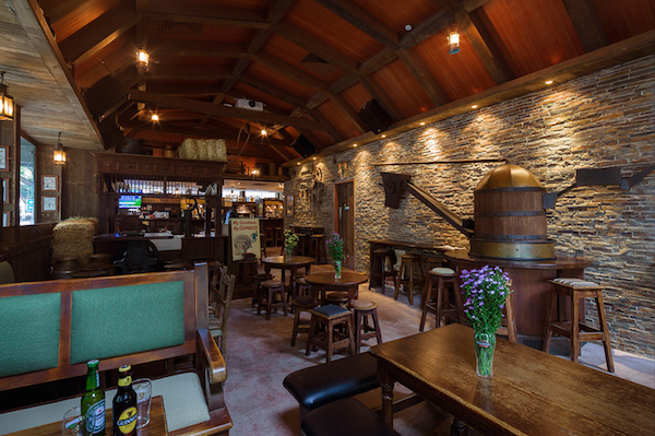 Muddy Murphy's event venue in Singapore open after midnight