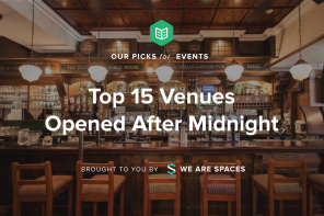 Top 15 Hangouts in Singapore After Midnight