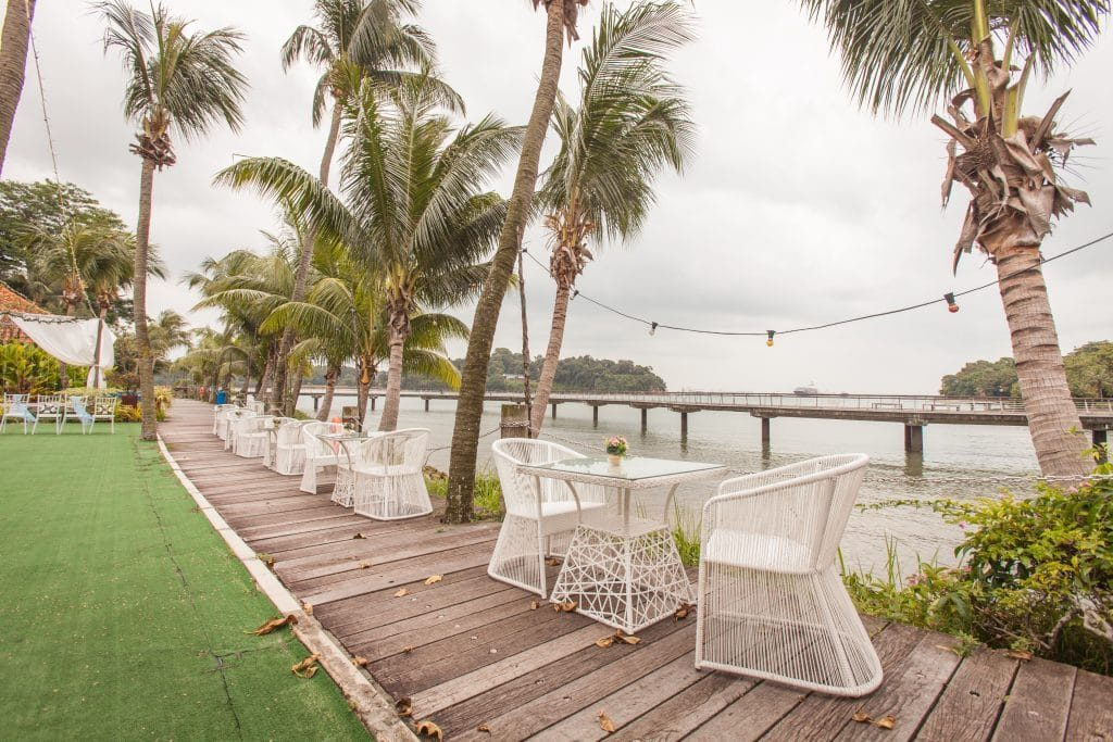 Keppel Club corporate retreat venues Singapore 2