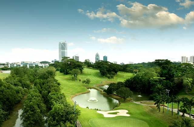 Keppel Club corporate retreat venues Singapore 1 - Golf