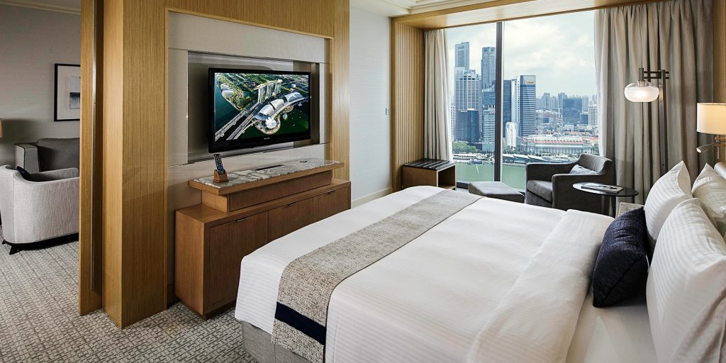 Marina Bay Sands Orchid Suite party spaces Singapore
