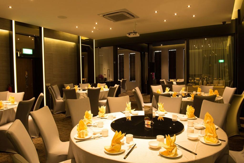 Grand mandariana review event venue corporate dinner