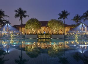 Sofitel Sentosa in the night