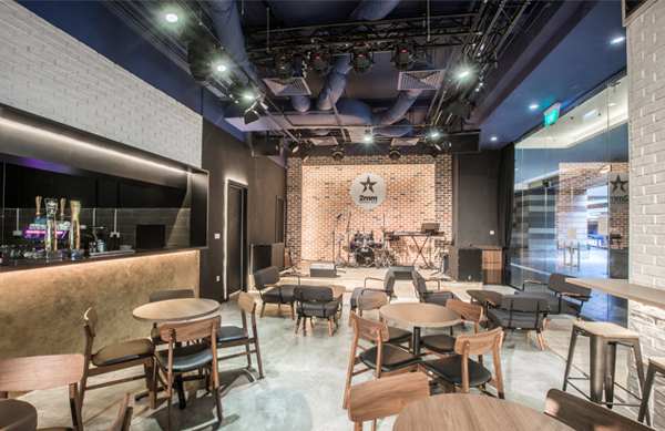 2mm Talent Hub event function rooms for rent Singapore