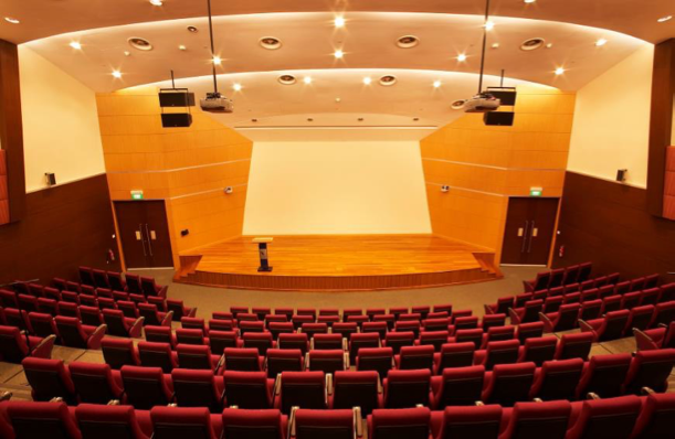 Moctar Riady Auditorium for rent Singapore