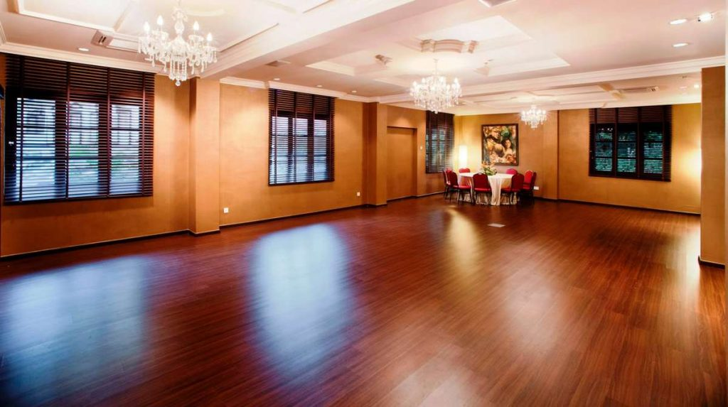 The Colonial @ Scotts event function rooms for rent Singapore