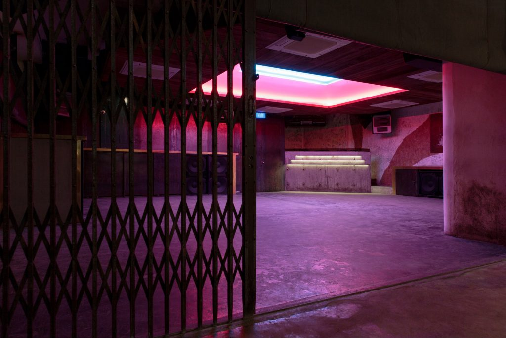 Kilo Lounge event function rooms for rent Singapore