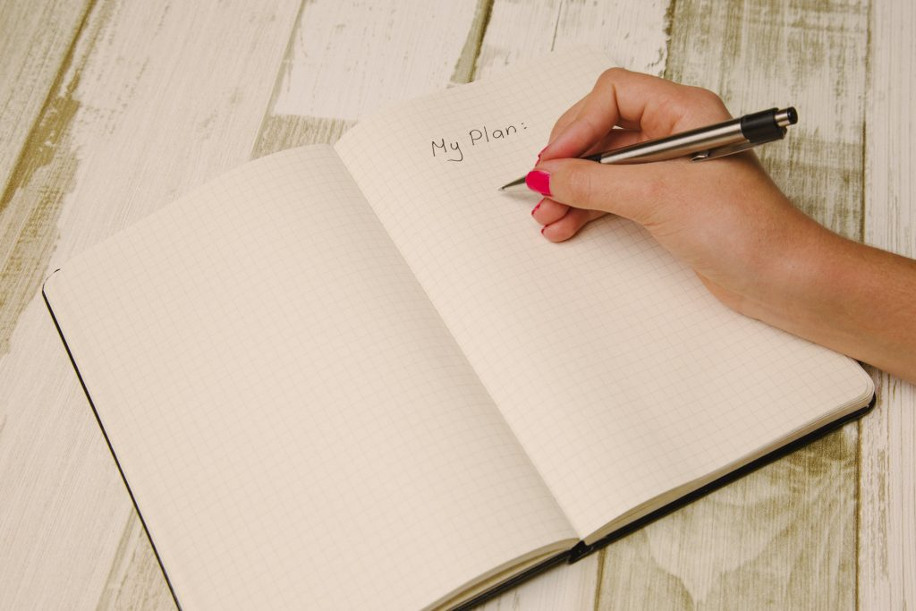 Staying organized when planning your event