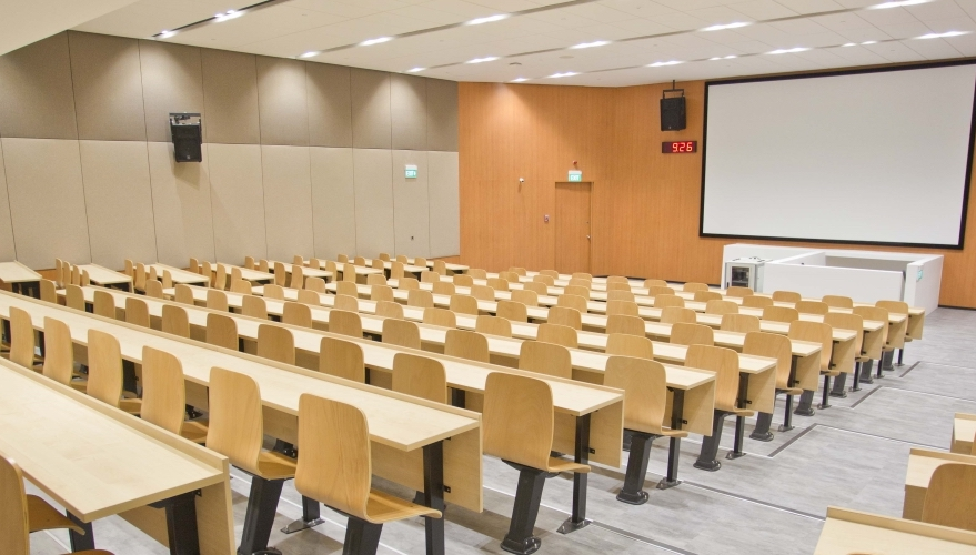 PSB Academy City Campus Lecture Hall for rent Singapore