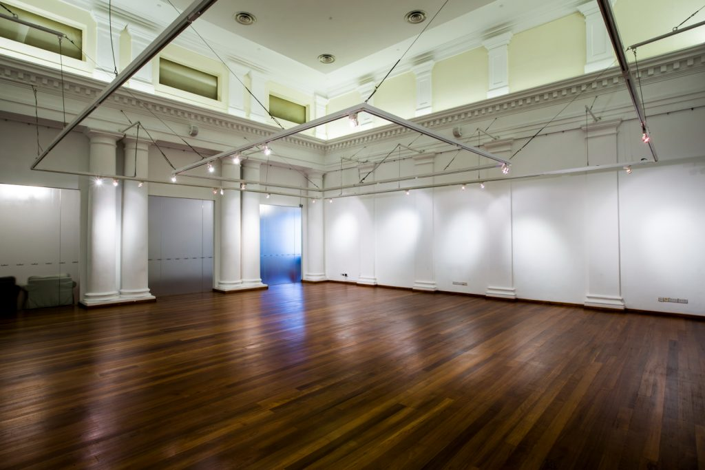 The Gallery @ The Arts House event function rooms for rent Singapore